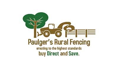 Paulgers Rural Fencing.com.au Logo